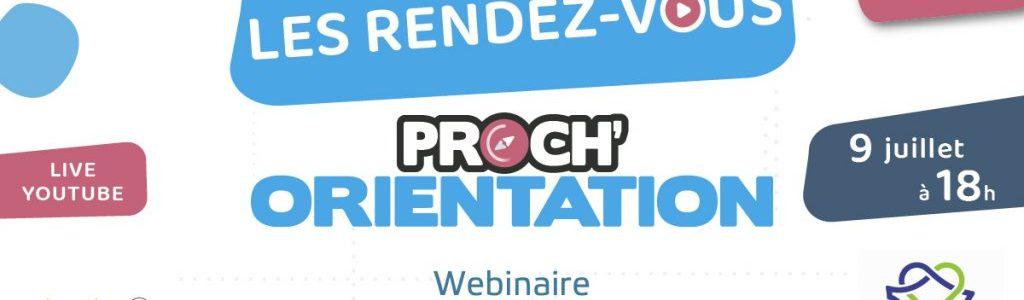 Avec Proch'Orientation, découvrez les métiers de l'audiovisuel ! 1