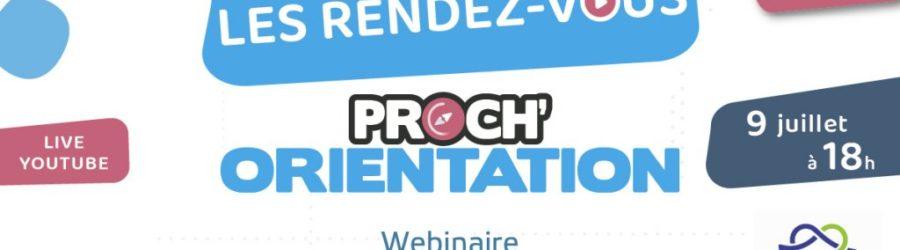 Avec Proch'Orientation, découvrez les métiers de l'audiovisuel ! 2